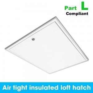 AT35 airtight loft hatch