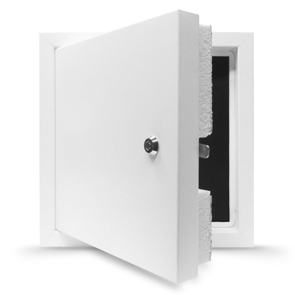 External Access Panel With Key Lockable Door For Exterior Use
