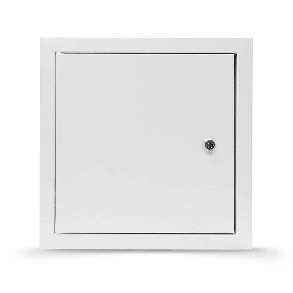 Exterior Access Doors And Panels : External access panel with key lockable door for exterior use