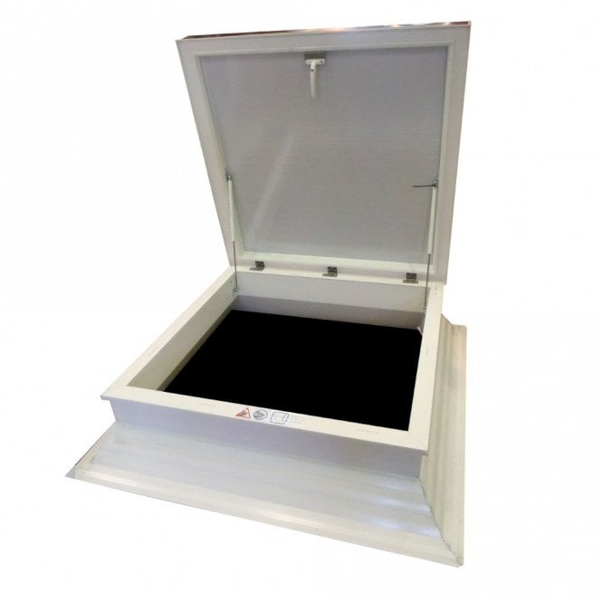 ERHA Economy Roof Hatch - Maintenance Free, ready decorated