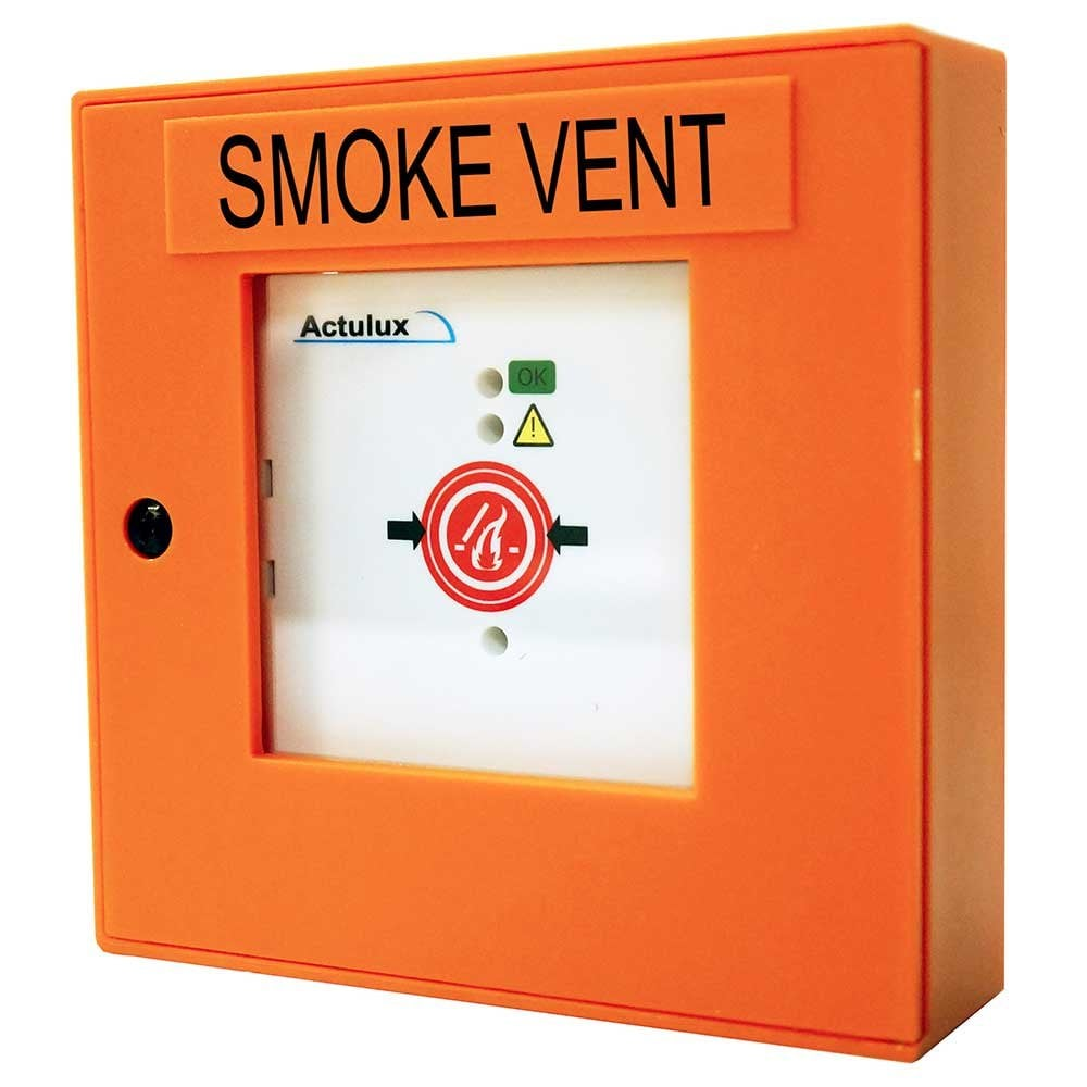 Fire Switch for AOV Smoke Vent (IP40)
