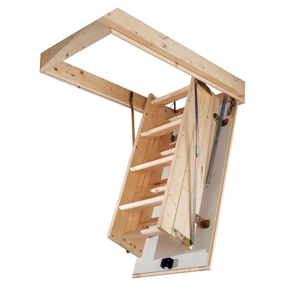 Okp Folding Loft Ladder And Loft Hatch Combined