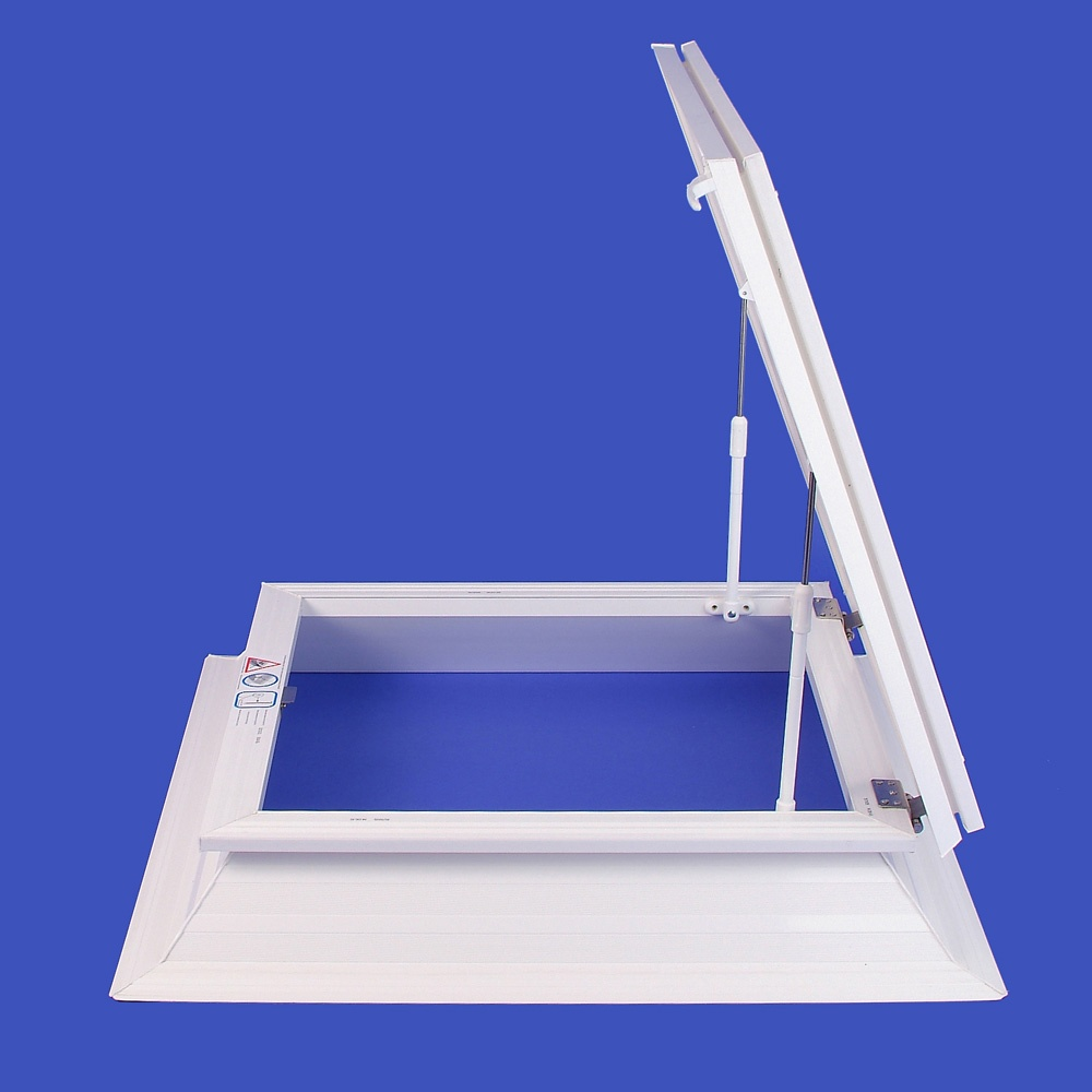 Home roof access glazed roof hatch glazed roof hatch -  Glrf Triple Glazed Roof Hatch
