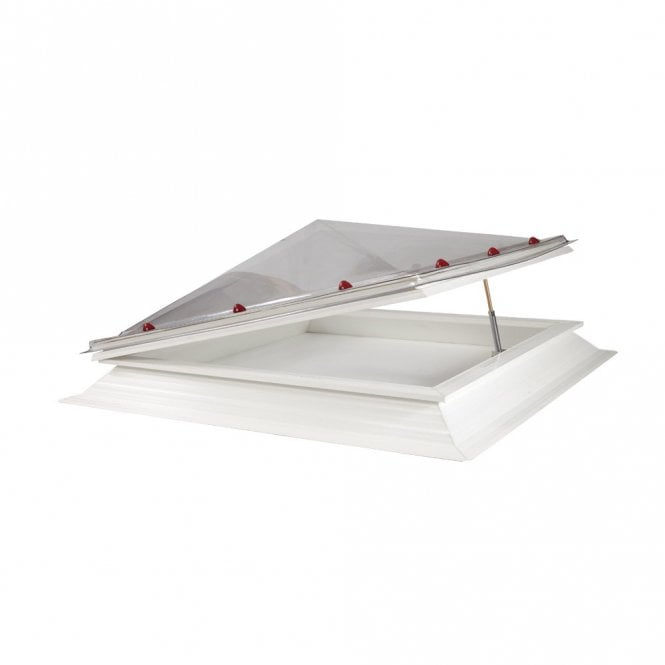 JB Rectangular Opening Roof Lights with Pyramid Dome