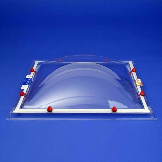 JB Rooflight Dome only - 36 Sizes Single, Double or Triple Glazed