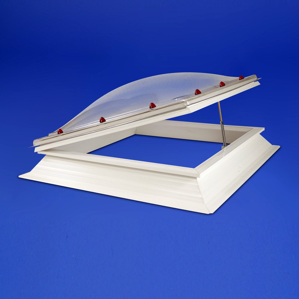 Opening Roof Light With Clear Or Opal Dome