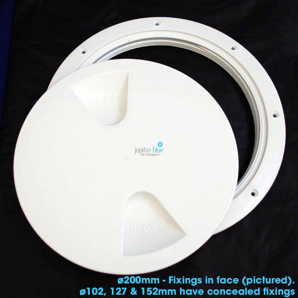 Merveilleux ... PCAP Waterproof U0026 Airtight Plastic Access Panels ...