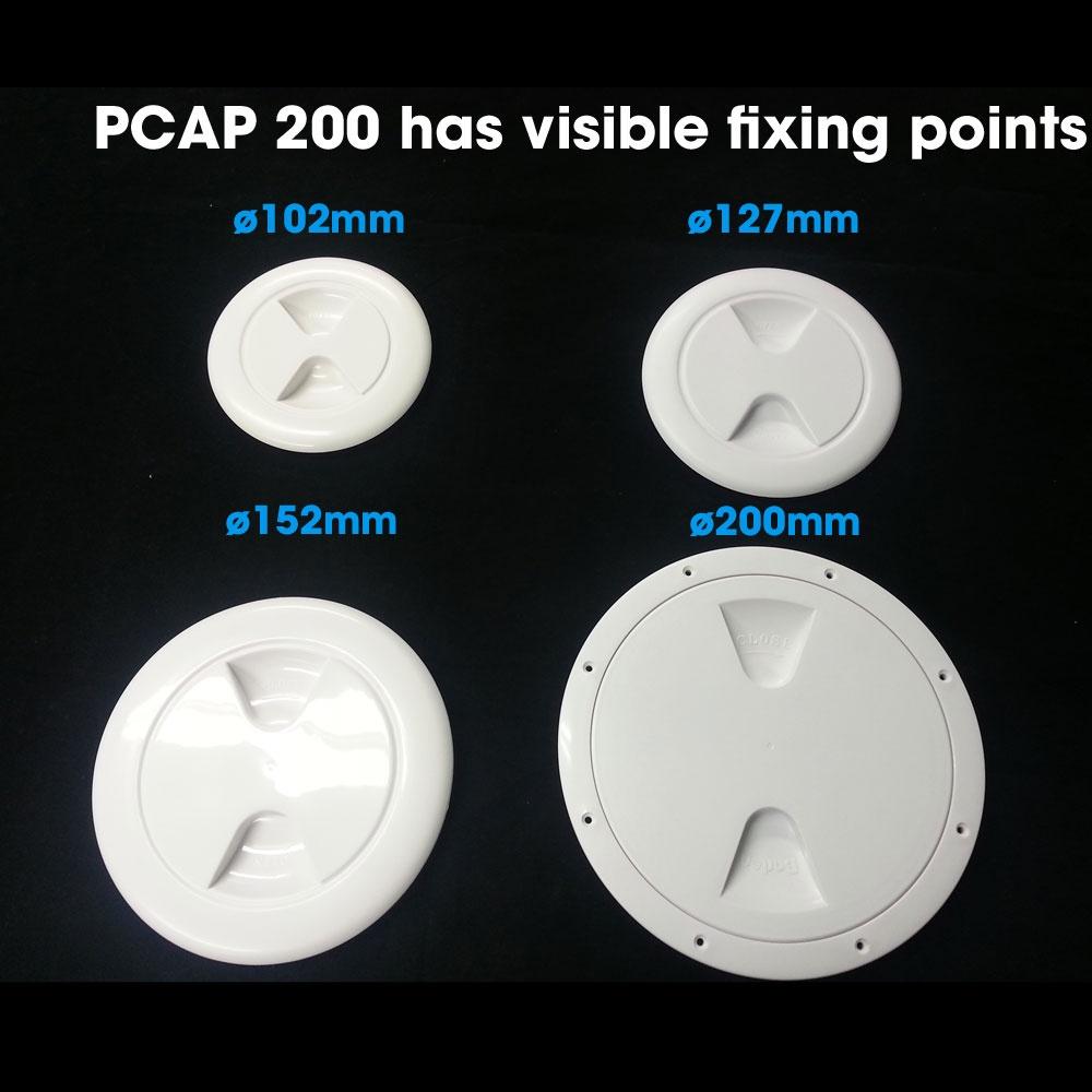 Bon ... PCAP Waterproof U0026 Airtight Plastic Access Panels ...