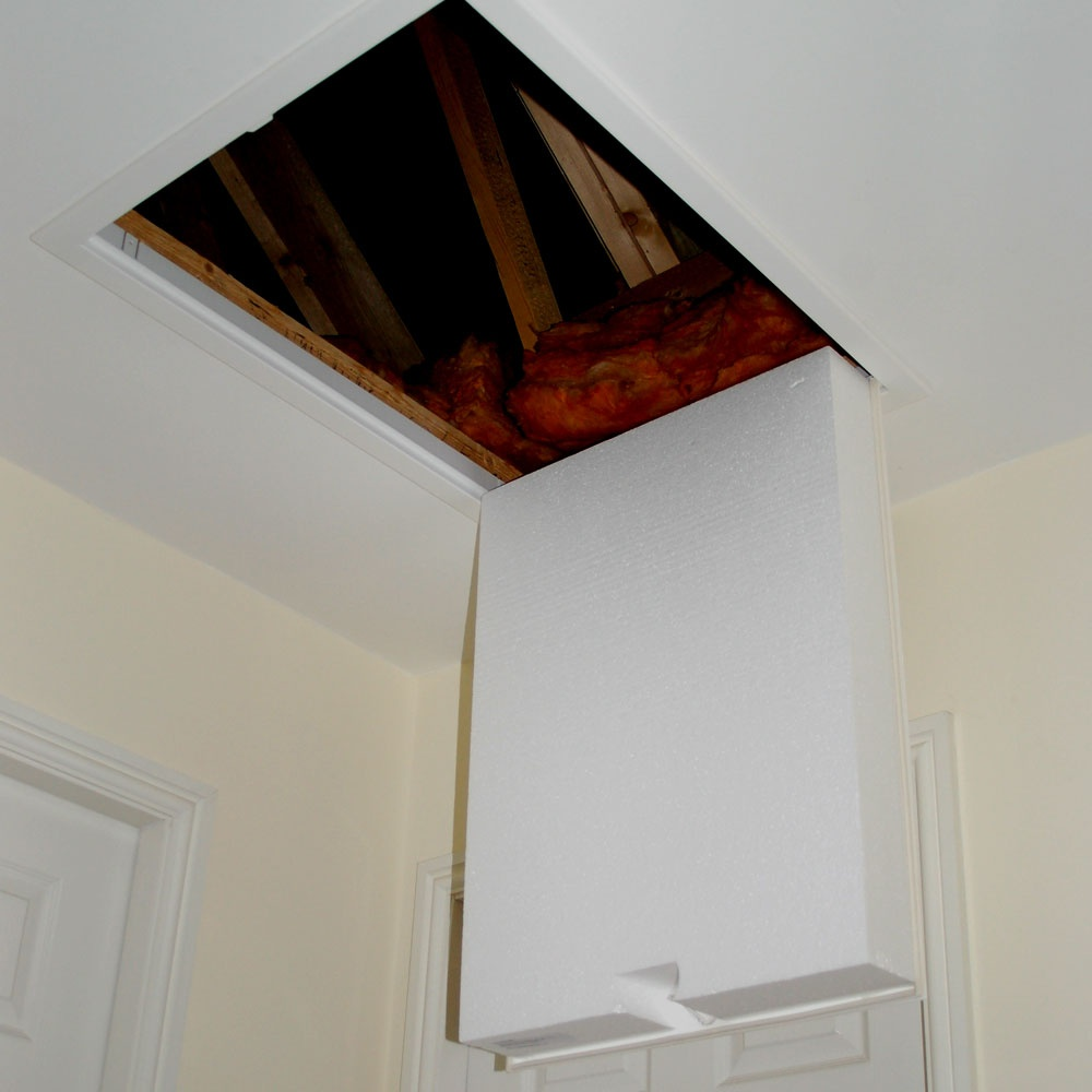 Loft Hatch 3 Insulation Options 760 X 560mm Hinged