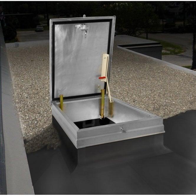 RHA Aluminium Roof Hatch - 6 sizes