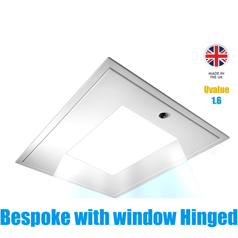 SDNL Loft Hatch with Window to allow natural light to pass through ...  sc 1 st  Jupiter Blue : window hatch - Pezcame.Com