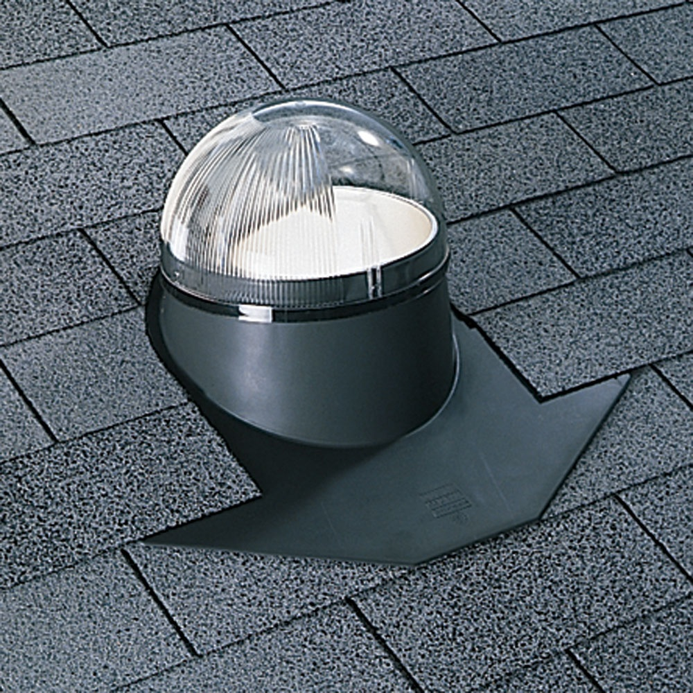 Tubular Skylight For Slate Roof