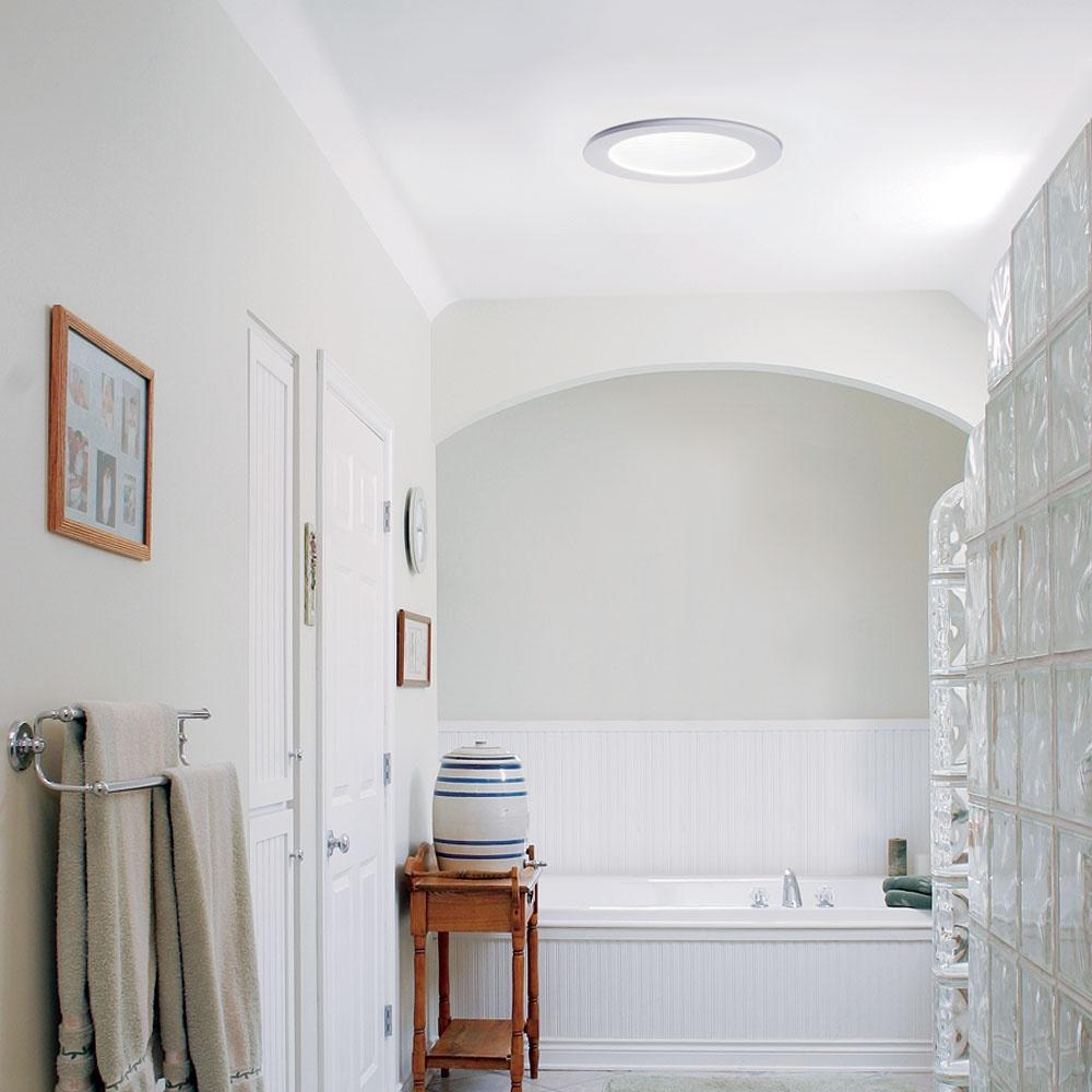 Tubular skylight for slate roof for Sun tunnel basement