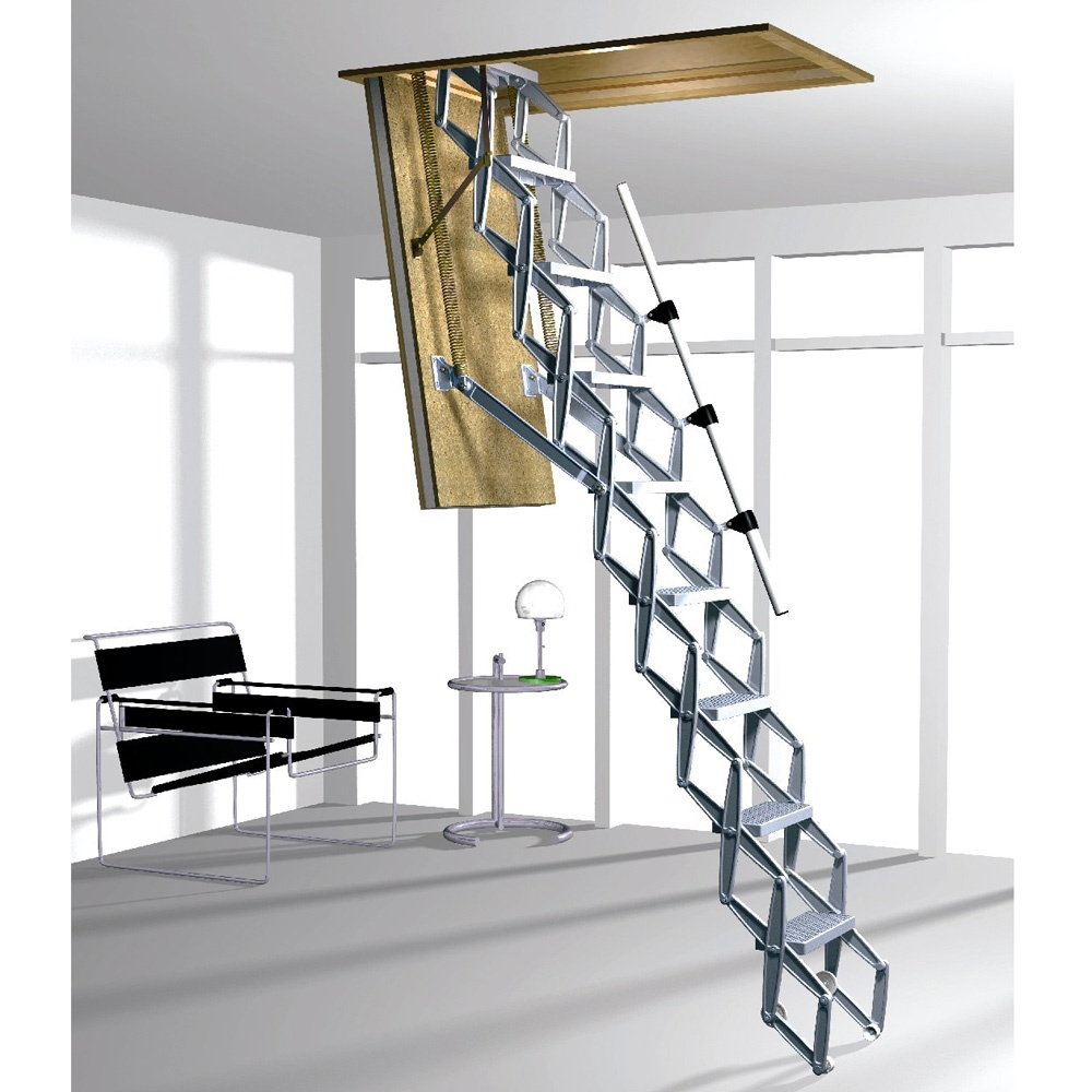 Zedfold Commercial Heavy Duty Loft Ladder